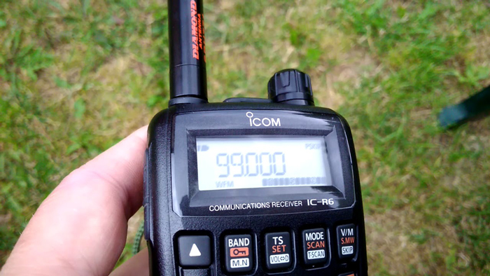 Aviation Handheld Radio