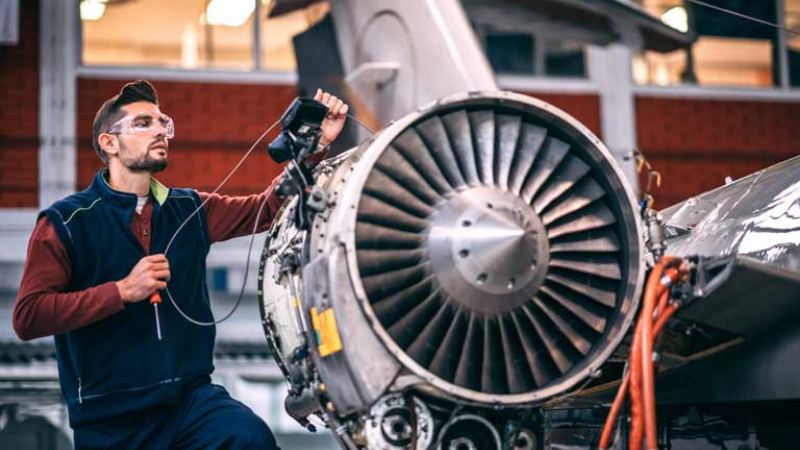 How Much Does An Aviation Mechanic Make