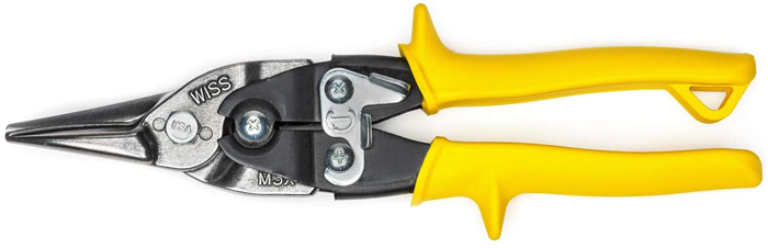 Yellow Colored (Standard) Handled Snips