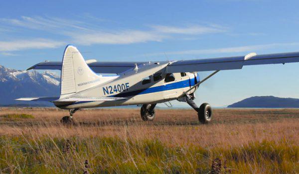 How much does a bush pilot make