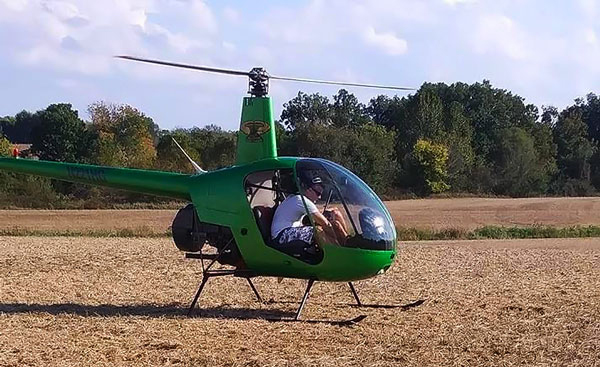 Learning to fly helicopters for personal enjoyment