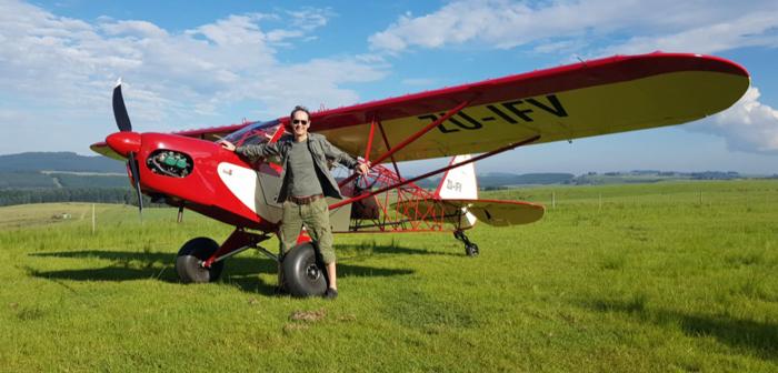 Looking for a job as a bush pilot