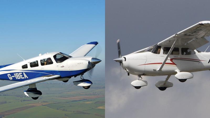 Piper Archer vs Cessna 172