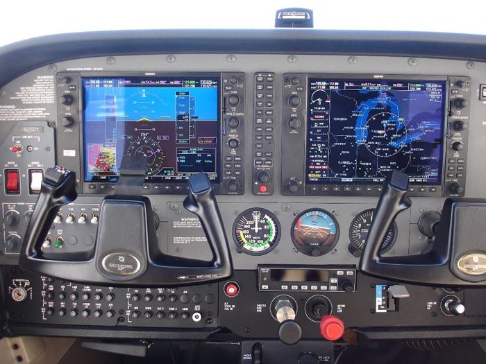 aircraft loadmeter work