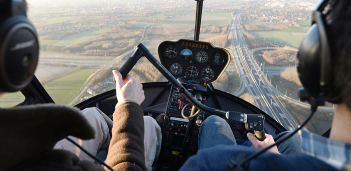 becoming a helicopter pilot