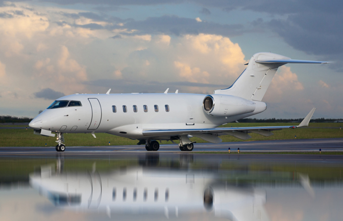 private jets faster than commercial planes
